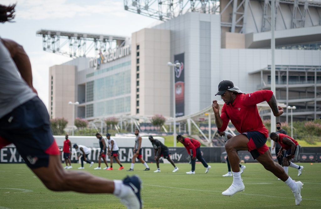 Texans conditioning