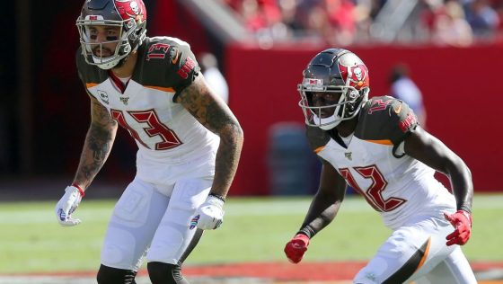 Chris Godwin Remains Out Of Practice Mike Evans Limited Profootballtalk