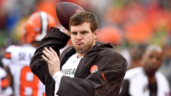 Browns Waive Garrett Gilbert Leaving Them With Two Qbs Profootballtalk