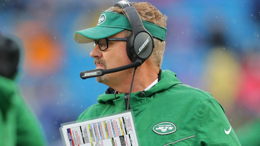 Gregg Williams takes issue with claims the Jets don't practice hard enough
