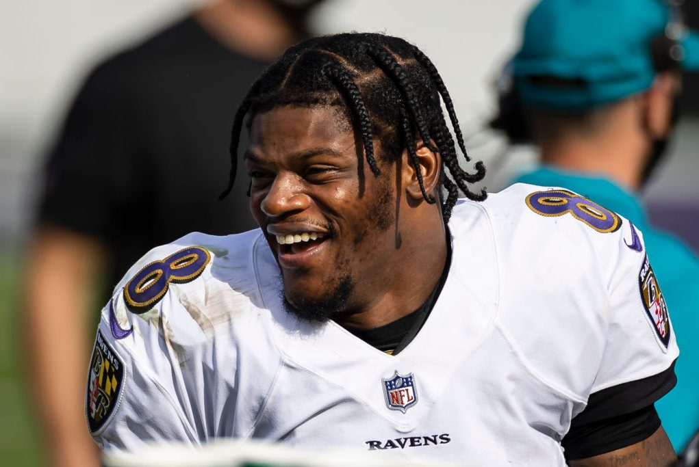 Lamar Jackson misses second straight day of practice – NBC Sports – NFL