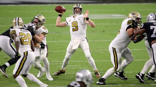 """Drew Brees on Saints offense: """"Not even close to what we're capable of"""""""