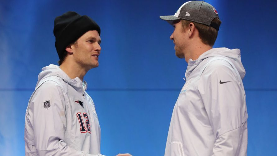 If Bears go with Nick Foles a Super Bowl LII reunion looms – NBC Sports – NFL