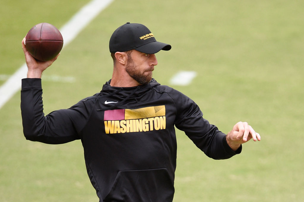Alex Smith returns to action – NBC Sports – NFL