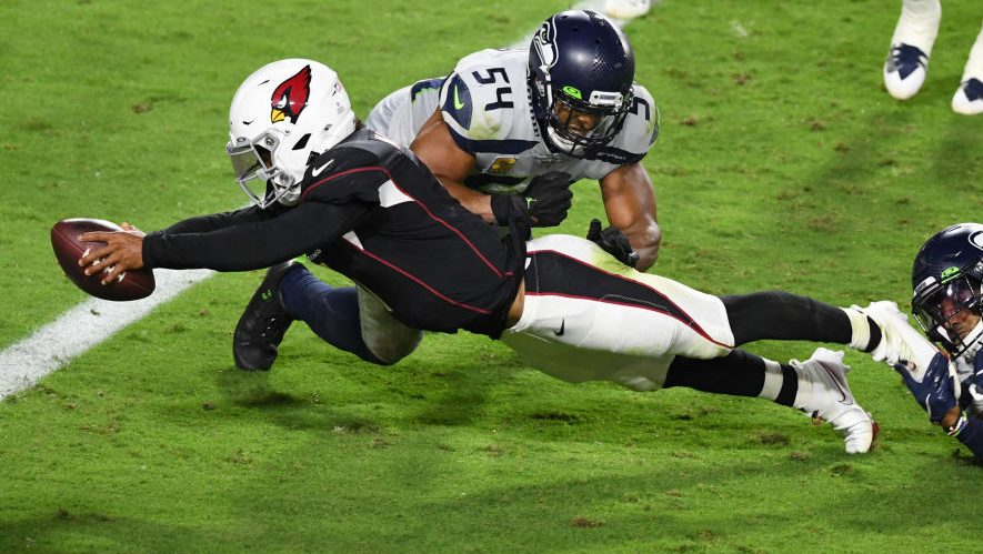 Kyler Murray on pace for QB record 16 rushing touchdowns – NBC Sports – NFL