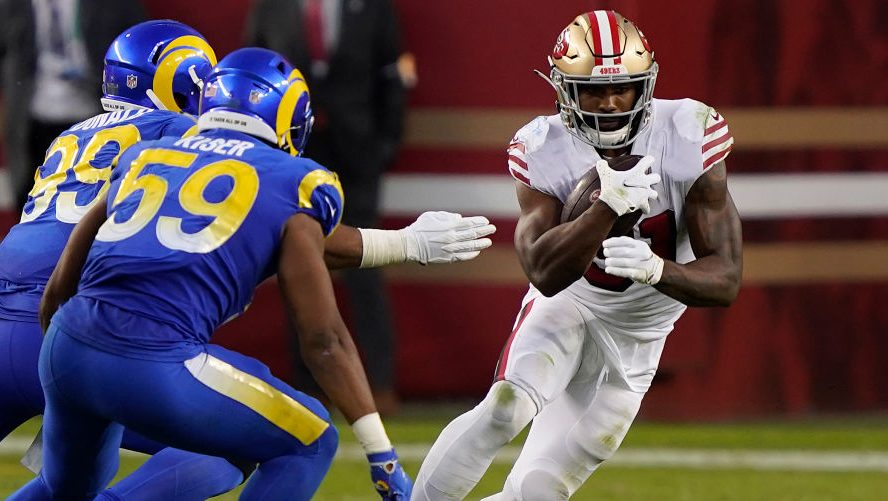 49ers get several key players back