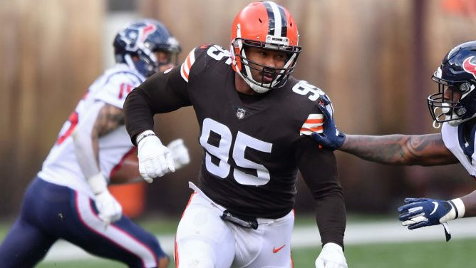 Myles Garrett will miss Week 12 game against Jaguars – NBC Sports – NFL
