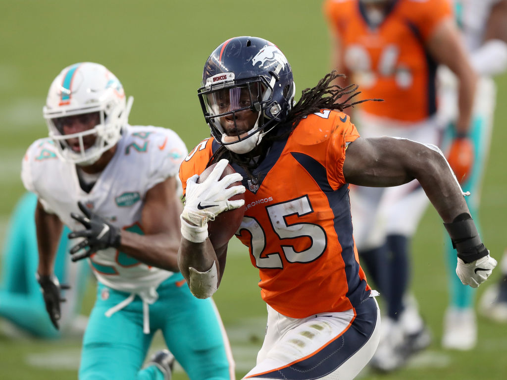 Ryan Fitzpatrick comeback falls short as Dolphins lose to Broncos - NBC Sports - NFL