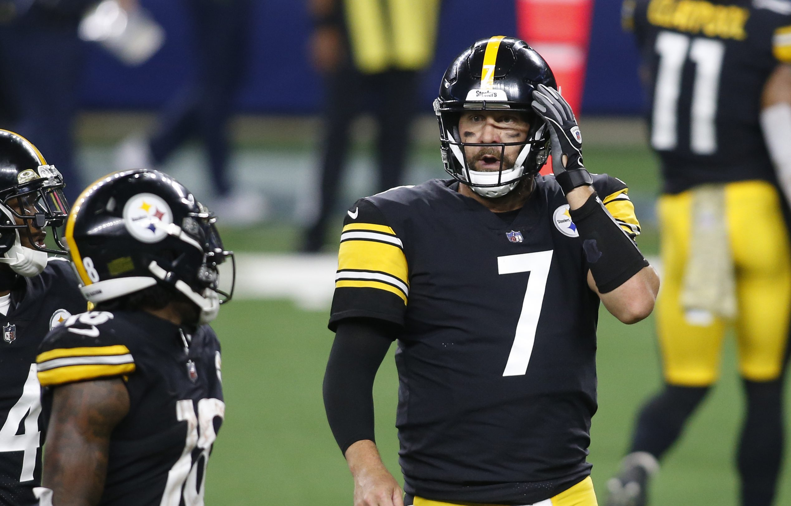Ben Roethlisberger on knee injury: Part of the game of football – NBC Sports – NFL