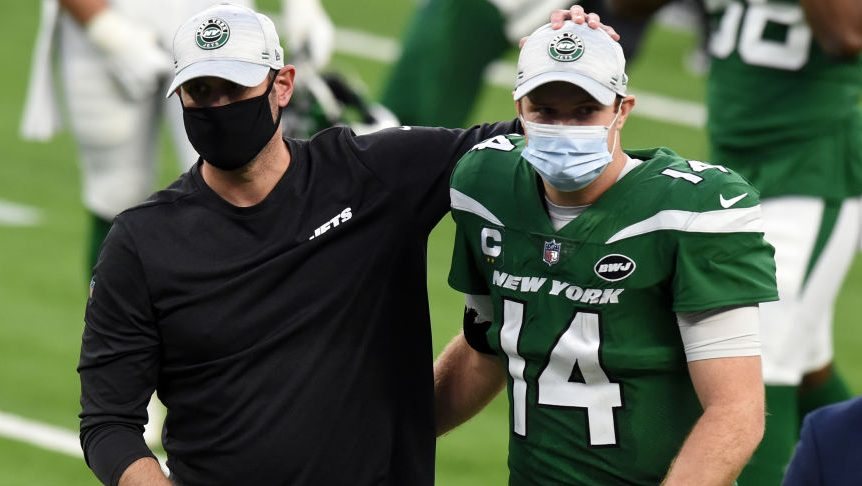 Bill Belichick: Sam Darnold couldn't get better coaching than he's getting – NBC Sports