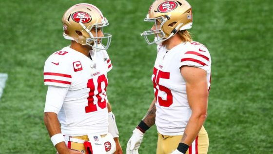 San Francisco 49ers v New England Patriots