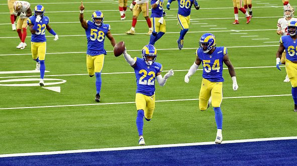 Rams to practice at SoFi Stadium Thursday due to high winds
