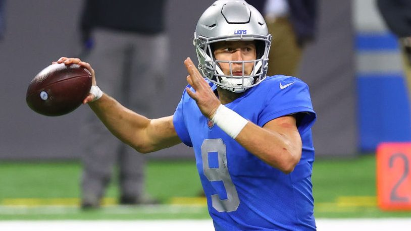 Kenny Golladay out, Matthew Stafford and D'Andre Swift questionable for Lions