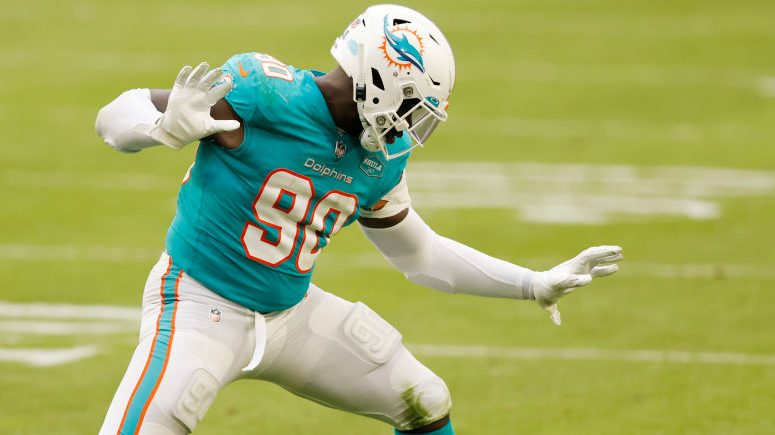 Shaq Lawson DeVante Parker among Dolphins listed as questionable – NBC Sports