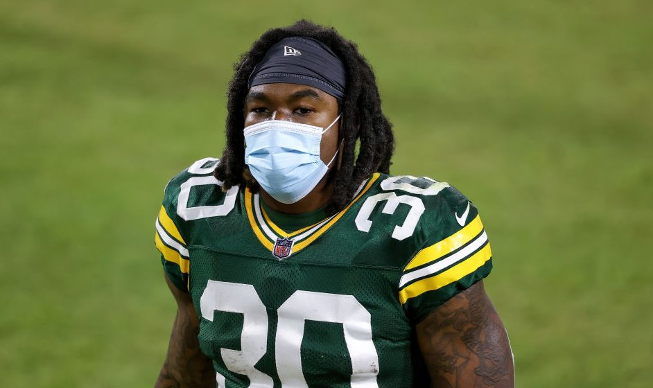 Sunday Night Football: Jamaal Williams is inactive for Packers – NBC Sports