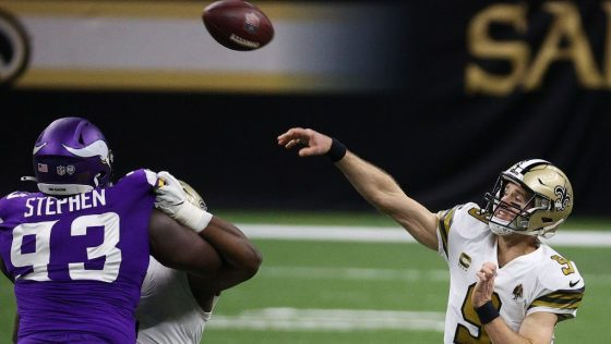 Minnesota Vikings v New Orleans Saints