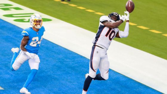 Denver Mustang v Los Angeles Chargers
