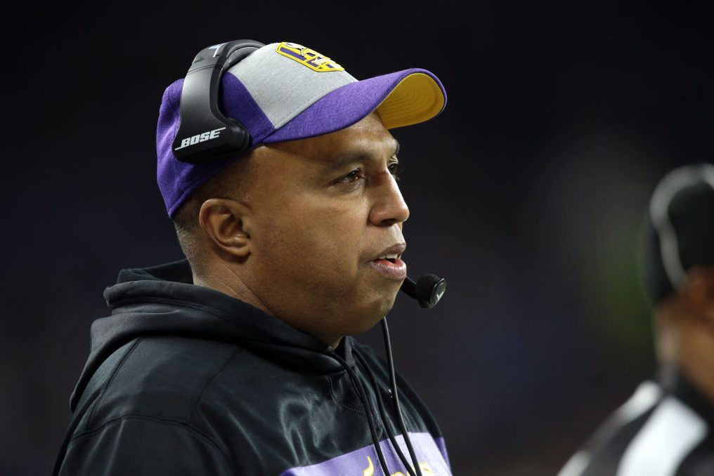 Report: Bears want to interview George Edwards for defensive coordinator