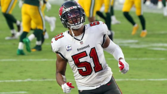 NFL: OCT 18 Packers at Buccaneers
