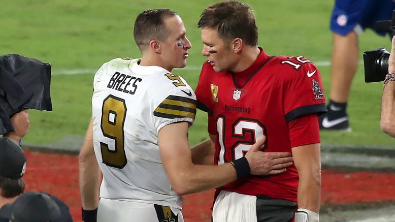 "Drew Brees says playoff matchup with Tom Brady was ""inevitable"" – NBC Sports"