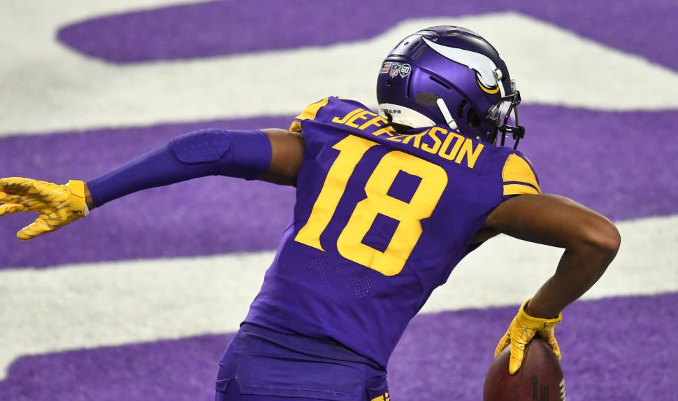 Justin Jefferson: Being the fifth receiver drafted was disrespectful