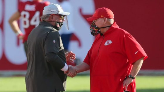 NFL: NOV 29 Chiefs at Buccaneers