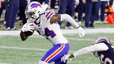 NFL: DEC 28 Bills at Patriots