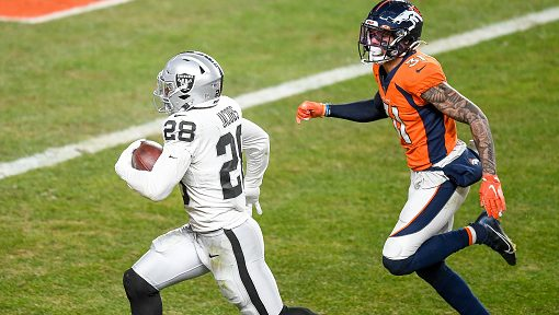 NFL: JAN 03 Raiders at Broncos