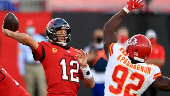 Kansas City Chiefs v Tampa Bay Buccaneers