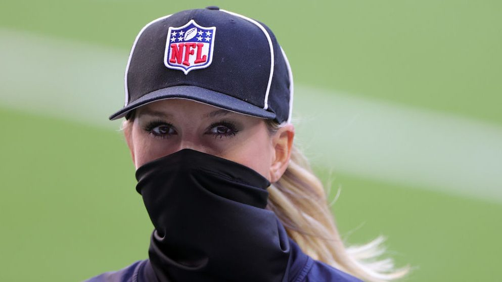 Sarah Thomas will be first woman official at Super Bowl; Carl Cheffers to ref - NBC Sports