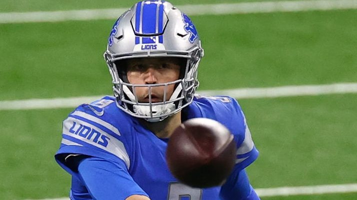 The Lions don't seem to be getting as much interest in Matthew Stafford as expected