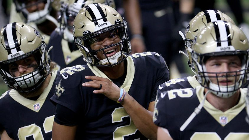Jameis Winston puts Saints back in front