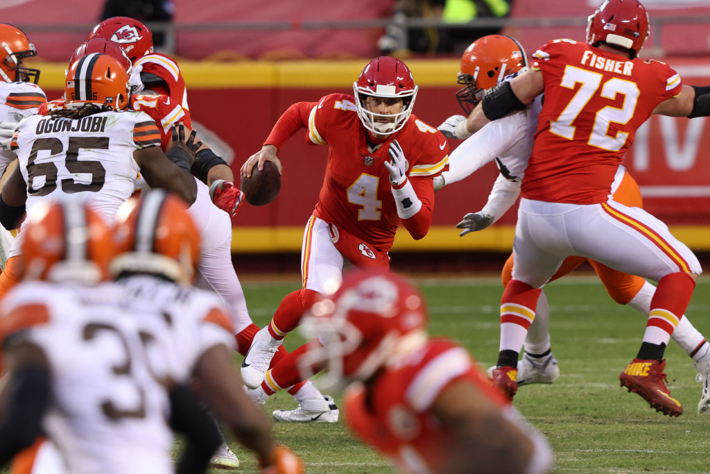 FMIA Divisional Round: Chiefs Prove HenneThing Is Possible, Beat Browns - Peter King, NBC Sports