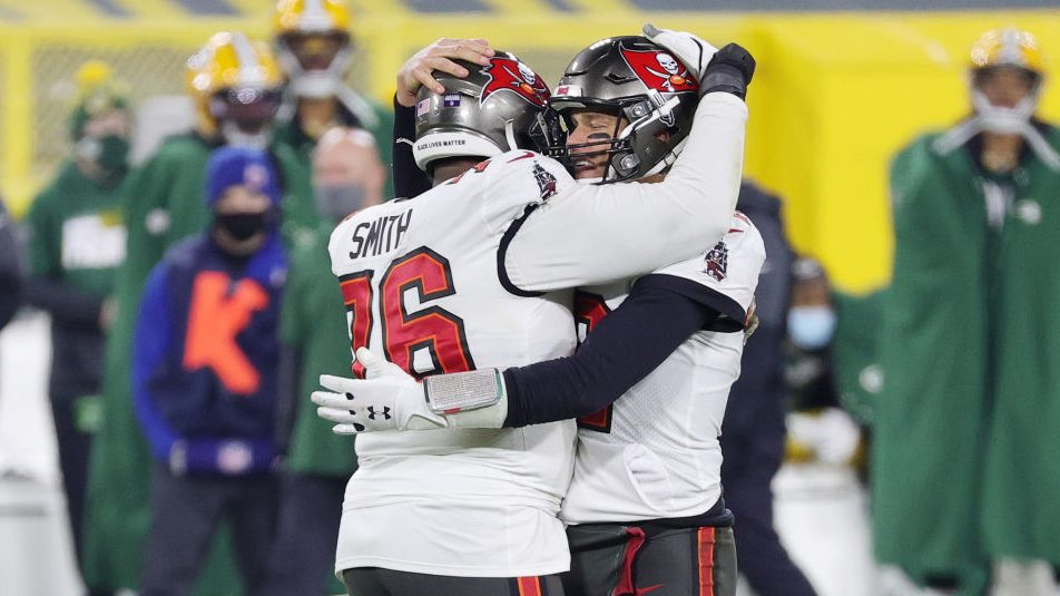 Buccaneers defeat Packers 31-26, advance to Super Bowl LV