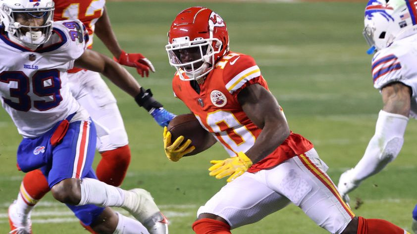Andy Reid: Tyreek Hill apologized for not scoring on 71-yard play