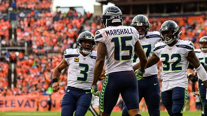 """Brandon Marshall says Russell Wilson is """"beyond frustrated"""" with Seahawks - NBC Sports"""