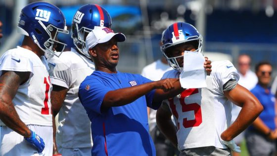 NFL: AUG 03 Giants Training Camp