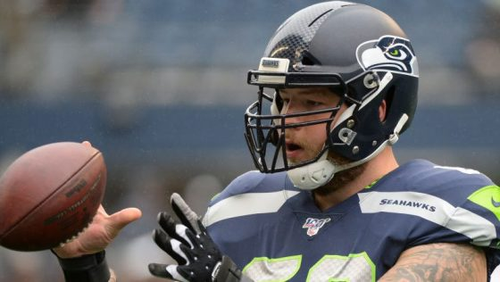 NFL: OCT 20 Ravens at Seahawks