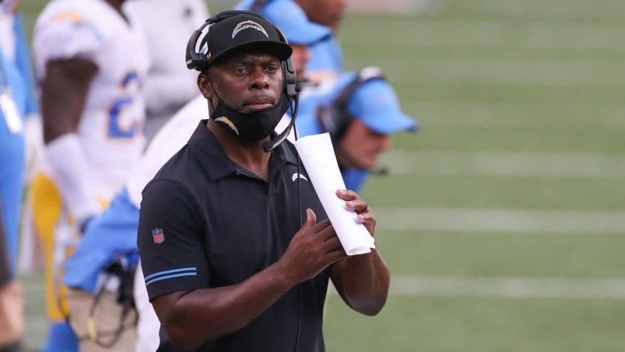"""Anthony Lynn says it's """"not my call"""" whether he deserved to be fired - NBC Sports"""