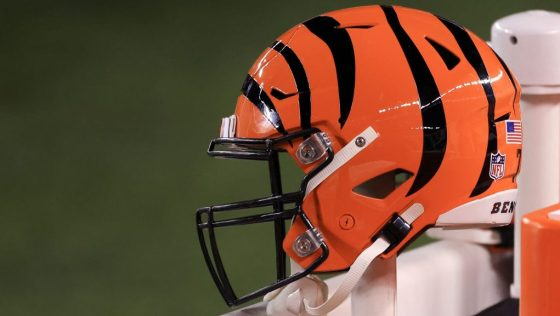 Bengals confirm helmets will remain the same in uniform makeover