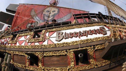Nfl Won T Let Buccaneers Fire Their Cannons After Touchdowns On Sunday Profootballtalk