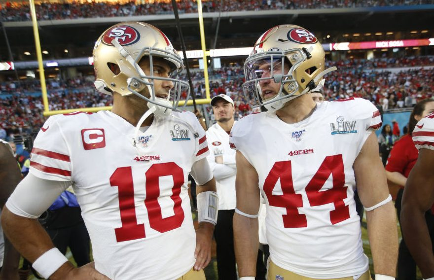Kyle Juszczyk: Jimmy Garoppolo likely unaffected by offseason speculation - NBC Sports