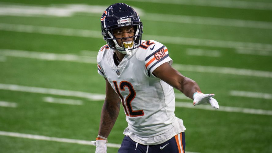 After Kenny Golladay visit Allen Robinson quickly reconsiders his stance – NBC Sports