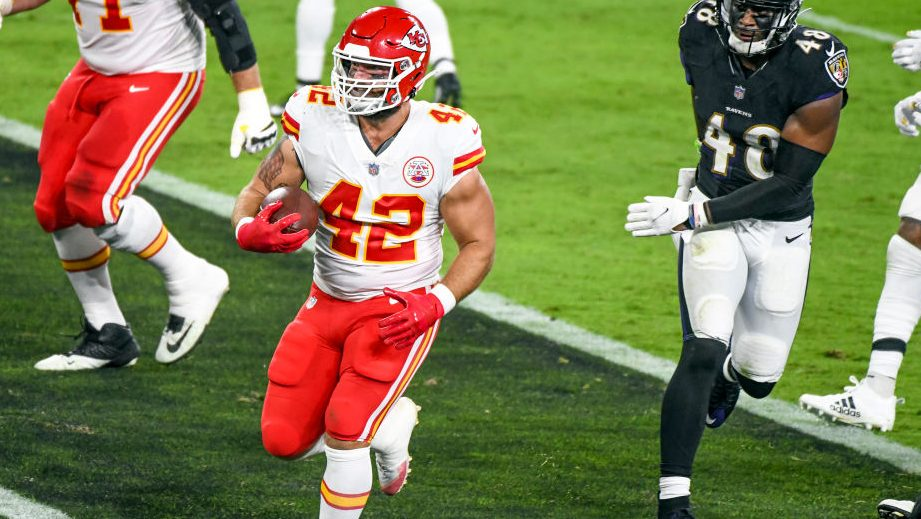 Anthony Sherman: It's on to the next chapter - NBC Sports