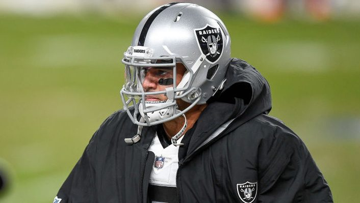 Report: Marcus Mariota will take pay cut stay with Raiders – NBC Sports