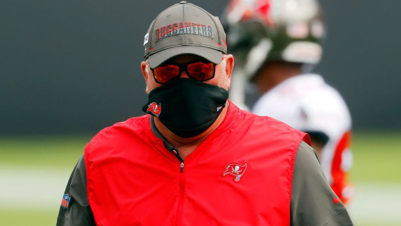 Bruce Arians promises a grueling training camp