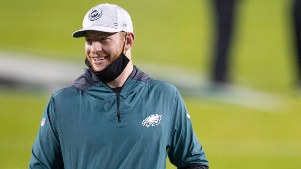 """Brandon Graham believes Carson Wentz trade was """"good for both parties"""" - NBC Sports"""