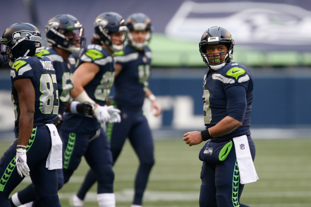 If Seahawks trade Russell Wilson, what's their plan at quarterback? - NBC Sports