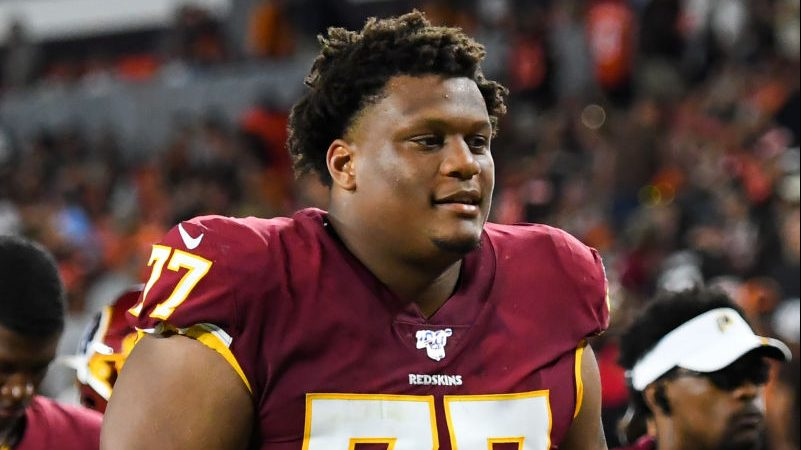 """Ereck Flowers """"excited and anxious"""" to get back with Washington – NBC Sports"""