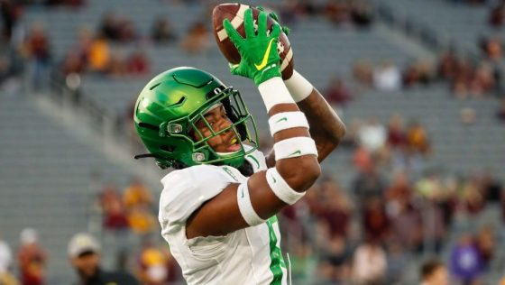 COLLEGE FOOTBALL: NOV 23 Oregon at Arizona State
